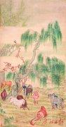 台北故宫办展纪念郎世宁来华三百年